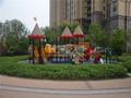中海凤凰熙岸观园实景图