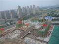 中海凤凰熙岸观园工程进度