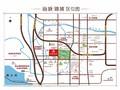 新城锦域交通图