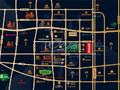 新城桃李郡交通图