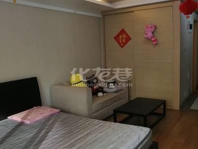 出租新城府翰苑1室1厅1卫50平米1600元/月住宅