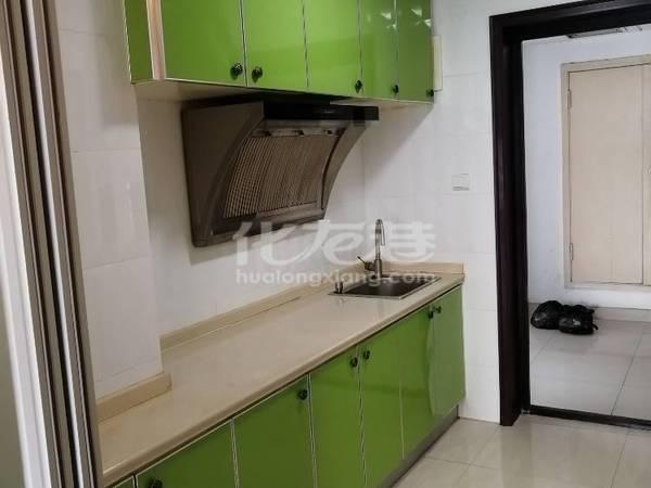 出租新城府翰苑朝南公寓1室2厅1卫60平米1600元/月住宅