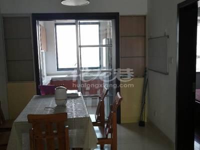 新城府翰苑2室2厅1卫105平米2300元/月住宅