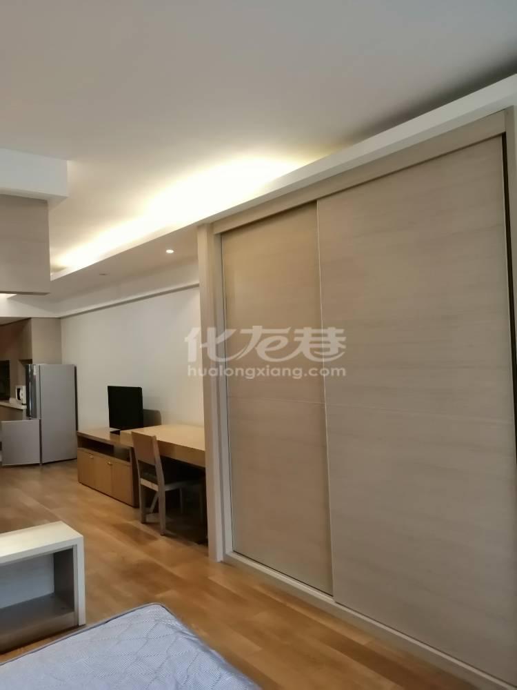 出租新城府翰苑1室2厅1卫68平米1800元/月住宅