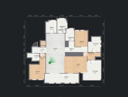 双阳台 四朝南大平层新城府 品质小区 3室2厅3卫 急售