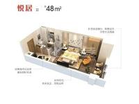 紫荆公园旁 ,悦动广场公寓,单价七千多起,首付15万起,交通便利,金融圈中心区域