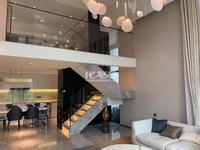 湖塘大学城旁天安城市广场,挑高平层公寓,紧临地铁口,产权50年