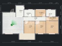 新出朗诗绿郡 精装四房 素质住户 紧邻万达 恒温恒湿恒氧的高档科技住宅 急售