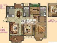 大名城中层125平3室2厅2卫毛坯三房朝南售价220万