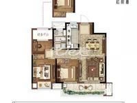 新房代理中南红玺台3室2厅2卫113平米195万住宅