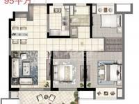 新房代理弘阳上坤云峯3室2厅1卫95平米170万住宅