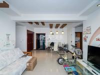 青山湾旁新天地花苑 清爽装修四房两厅两卫两房朝南 博小北郊可用