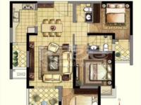 新出淹城公园旁 红星国际3房毛坯 客厅卧室全朝南 满二 房东诚售