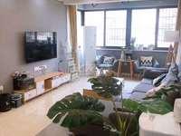 荷花池公寓133.5平,500万,电梯房,送室内一楼车库,豪华装修觅小、北郊