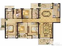 星河国际稀缺大平层四开间朝南超好户型客厅南北通透带阳台毛坯房满二年现房诚意出售