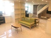 金水岸公寓房 挑高的上下两层 精装修 诚心出售