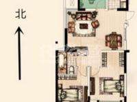 新推西太湖金新艳澜湖旁翡丽蓝湾毛坯南北通透三房急售,有钥匙,随时看房