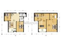 新城长岛,满五唯一,楼层好,采光足,实用面积达到200平左右,价格可谈,房东急售