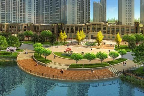 中海凤凰熙岸观园