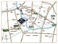 运河天地交通图