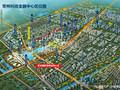 高新广场交通图
