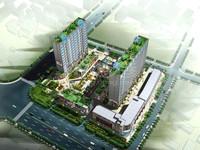 市中心地铁口旁保纳商业广场精装挑高公寓特惠出售