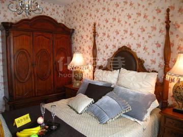 样板房卧室