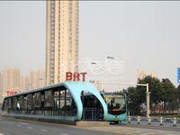 周边配套之BRT万福桥站台