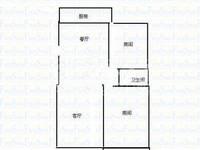 钟楼清潭锦阳花苑电梯房顶楼复式精装修带大阳光房送20平方车库