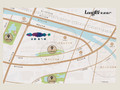 龙湖龙誉城交通图