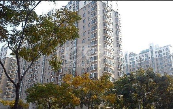 府翰苑58平米精装市政府旁1室2厅设施齐全120万楼层好有钥匙
