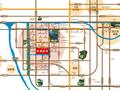 梧桐香郡东樾交通图