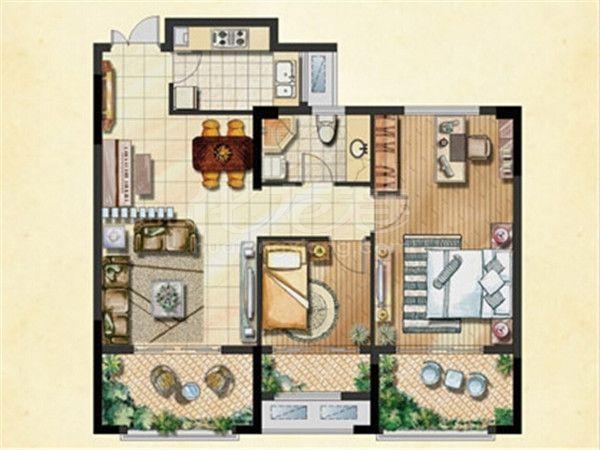 藏龙苑88平米2室2厅小高层电梯房9楼南北通透户型88万龙虎塘街办旁藏龙卧虎宝地