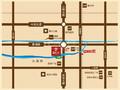 绿地峰云汇武宜珑庭交通图