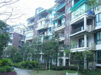 春天花园一楼113平米三室满两年售价139万
