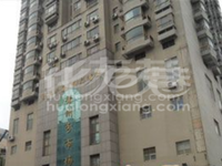 市中心路桥旁金鼎公寓跃层138平方设施齐全适合办公