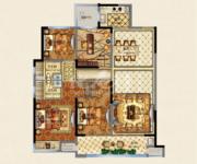 1# A 3+1房2厅2卫 146㎡
