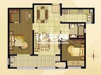 个人吾悦广场一期住宅优质三朝南精装修大两房出租,年前价格可谈
