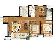 A1 3房2厅2卫 116㎡