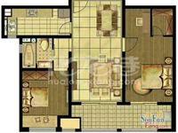 吾悦广场——毛坯三房,满两年,实小可用,黄金楼层,价格优,业主诚售