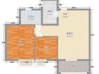馨都苑大两房 中间楼层 中等装修 全天采光 诚售随时看房