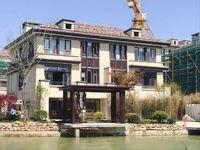 太湖庄园推出湖景别墅