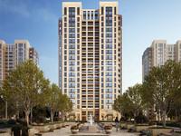 城市万象129平米毛坯边户206万楼层好工抵房预购从速仅此一套