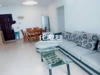 出租有4只空调百兴华府3室2厅2卫130平米2600元/月住宅