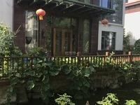新城南都 稀缺独栋别墅 占地一亩超大花园 有钥匙随时看房
