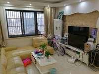 阳光龙庭,120平3居室,装修风格温馨,用料考究,家具全留