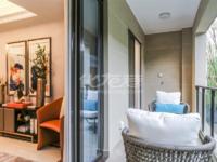 50平的阔气客厅 25平的奢华主卧 14平米超大阳台 光明府将改善做到极致
