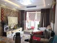 中海锦珑湾,全新精装小三房,三朝南户型,送空中花园,楼层好