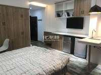 保纳长兴楼一号线地铁口复式公寓公寓挑高5.2米带天然气