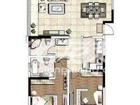 花园西郡,好楼层毛坯4房,赠送10平米,花园核心地块183万满2年